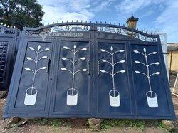 Confection de portails