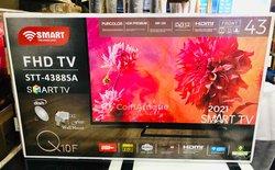 "TV Smart Technology 43"" Qled"