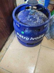 Bouteille de gaz Petroci b6 vide