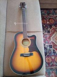 Guitare électro-acoustique Givson