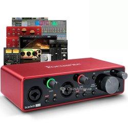 Interface audio Focusrite Scarlett 2i2