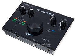 Interface audio M audio 192 4
