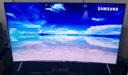 TV Samsung incurvée - 55pouces