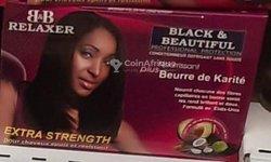 Défrisant black & beautiful extra