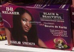 Défrisant black & beautiful regular