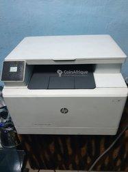 Imprimante Laser jet couleur