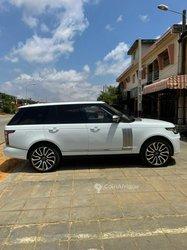 Location - Range Rover