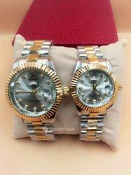Montre couple Rolex