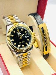 Montre Rolex + bracelet