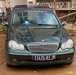 Mercedes-Benz C 200 2003
