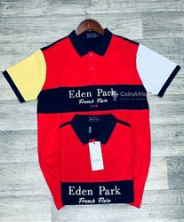 T-shirt Eden Park