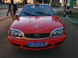 Taxi compteur Toyota Corolla