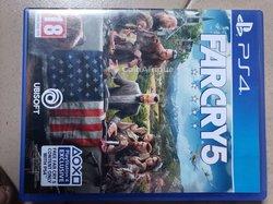 Jeux vidéos PlayStation 4 - Farcry 5
