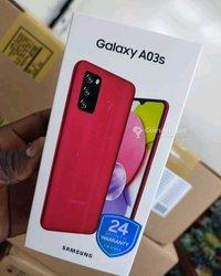 Samsung Galaxy A03s - 2 Sim - 64gb