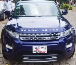 Land Rover Range Rover Évoque 2014