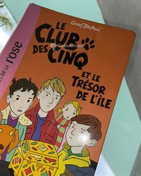 Livres - Club des 5