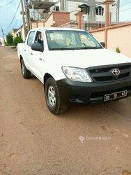 Toyota Pickup Hilux Vigo 2010