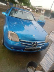 Mercedes-Benz CLK - 2002