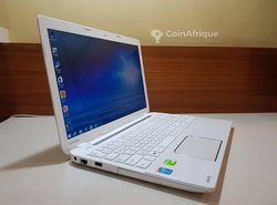 PC Toshiba Satellite - core i5