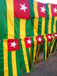 Confection drapeaux