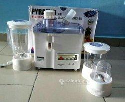 Mixeur multifonction + extracteur de jus