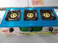 Cuisinière 3 feux à gaz