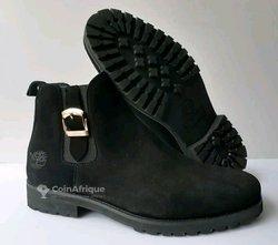 Boots Timberland en daim