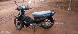 Moto Hajoue 110-2 2019
