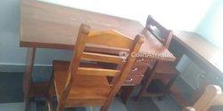 Table de bureau + chaise