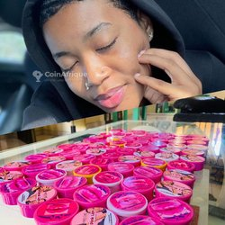Baume lèvres roses