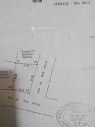 Vente parcelle 200 m² - Agla