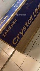TV Samsung smart crystal uhd 2020 - 55 pouces