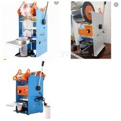 Machine de scellage de gobelets