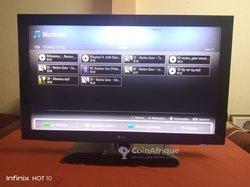 TV LG 37 pouces