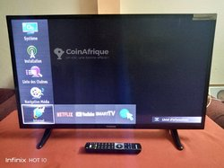 Smart TV Telefunken 39 pouces