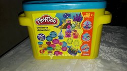 Play-Doh instrument