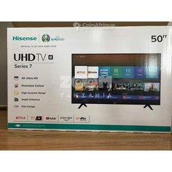 "Smart TV Hisence 50"""