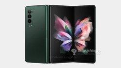 Samsung Galaxy Z Fold 3 - 256Go