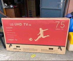 Smart TV LG 75 pouces