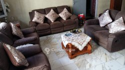Canapé + fauteuils
