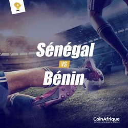 Sénégal vs Bénin