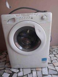 machine à laver 6kg candy - sèche linge 5kg