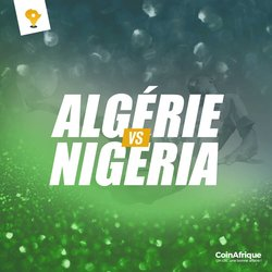 Algérie vs Nigeria