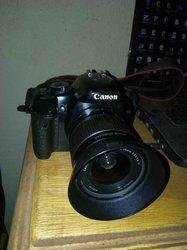 Appareil photo professionnel Canon Eos 450D