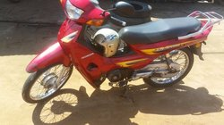 Honda Dream 2012