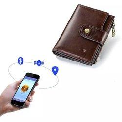 Porte monnaie avec bluetooth , GPS
