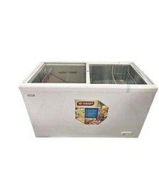congélateur vitré - 455 l - smart technology