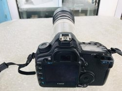 appareil photo canon 5d mark ii - objectif 100-400...