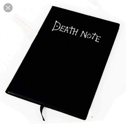 Cahier Death Note