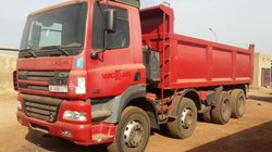 Camion Benne 12 roues